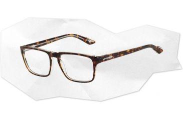 Arnette Arnette Holly Eyeglasses, Top Havana On Crystal AN7050-0454BI