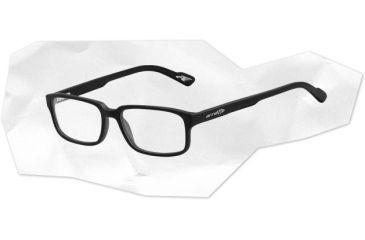 Arnette Arnette Mixer Eyeglasses, Matte Black SV-AN7057-0253