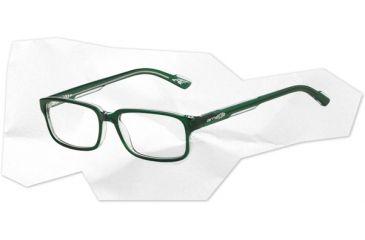 Arnette Arnette Mixer Eyeglasses, Translucent Green AN7057-0451