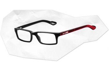 Arnette Arnette Roadie Eyeglasses, Black AN7035-0450