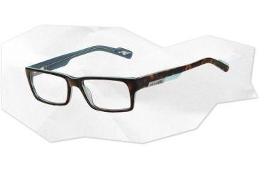 Arnette Arnette Sync Eyeglasses, Top Havana On Azure AN7039-0547