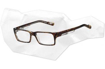 Arnette Arnette Sync Eyeglasses, Top Havana/Crystal AN7039-0649