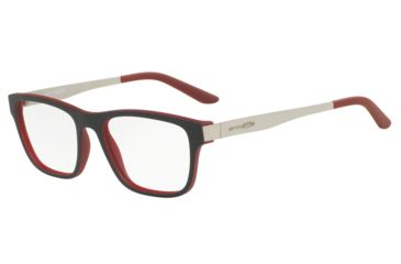 eb0ac4cfc24 Arnette BOOKWORM AN7122 Eyeglass Frames 2429-52 - Brush Mt Bordeaux Mt  Bordeaux Frame