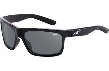 Arnette Arnette Easy Money Sunglasses, Gloss Black AN4190-01BI