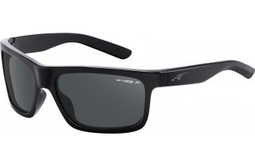 Arnette Arnette Easy Money Sunglasses, Gloss Black AN4190-02BI