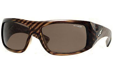 Arnette The Anti 453/73 Brown Stripe Frame / Brown Lens 800-0360