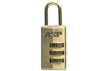 ASP Luggage Combination Locks, Lock Colors ASP Luggage Combination Lock Gold