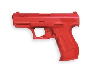 ASP Red Training Gun Walther P99/PPQ 9mm w/rails 7360