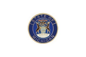 Asp State Seal Logo Cap Breakaway G1 Key Brass Michigan 73462