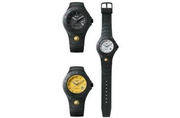 ASP Tritium Polymer Black Tactical Police Wrist Watches