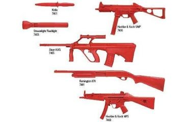 ASP Instructional Guns