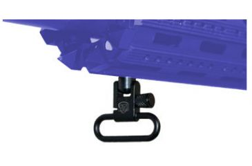 1-ATI Outdoor AR-15 Sling Swivel Adapter Kit for 8-Sided Forends
