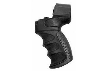 ATI Talon Rear Pistol Grip w/Scorpion Recoil Pad, Black - Remington A.5.10.2351