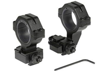 ATN Adjustable Rings 40mm (set) for ATN 4-12x80DNS Riflescopes ACWSRINGC