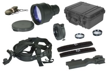 ATN Advanced Package #1 for ATN NVM14 Night Vision Monocular ACMPAN14A1
