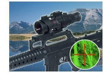 ATN Aries MK Trident WP-17 Gen.3 Night Vision Weapon Sight Riflescope Rifle scope