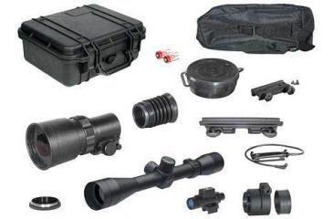 ATN PS22-2I Day/Night Kit - PS22-2I Gen. 2+ Night Vision Sight & Leupold Riflescope