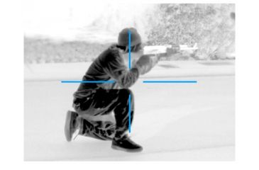 11-ATN Thor-320 2x Digital Thermal Imaging Riflescope