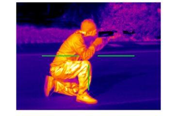 12-ATN Thor-320 2x Digital Thermal Imaging Riflescope