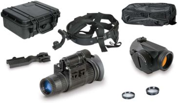 ATN Kit with Aimpoint Micro T1 and NVM 14