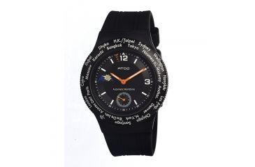 Atop Wwa-1arg Wwa Watch, Black ATOWWA-1ARG