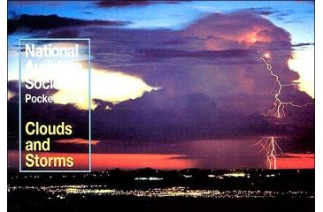 Audbn Pg Clouds & Storms, David Ludlum, Publisher - Random House