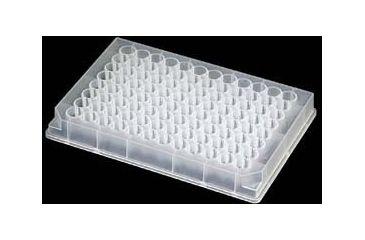 Axygen 96-Well Assay Plates, Axygen Scientific P-96-450-V-R V-Bottom Plates
