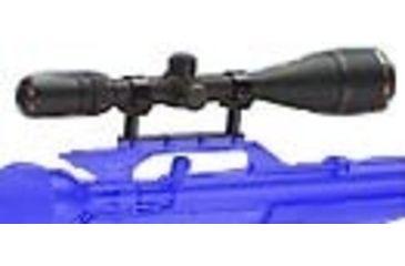 B-Square Air Gun Adapters & Risers - 11mm Riser/Extension Base (2-piece base), Blue 17012