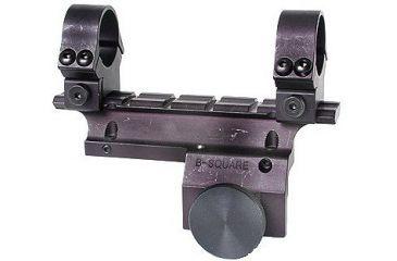 B-square Mini 14 Sporting Rifle Mount, Blued Finish 14502
