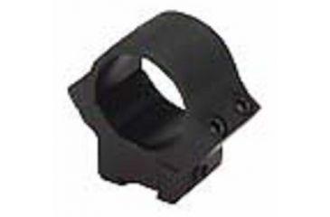 B-Square Sports Utility Weaver Aluminum 1in Rings, Medium, Black 1008628