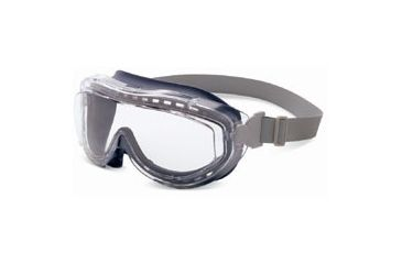 Bacou-Dalloz Uvex Flex Seal Safety Goggles, Bacou-Dalloz S3405X