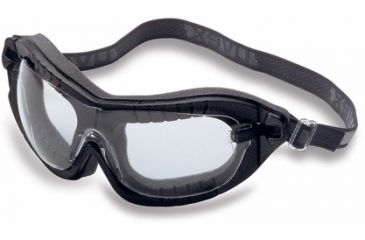 Bacou-Dalloz Uvex Fury Goggles, Bacou-Dalloz S1890X Eyewear Uvex Fury Safety