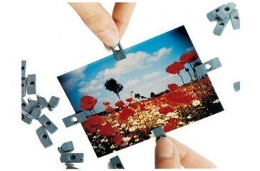 Bag of 100 pcs of Lomographic FOTOCLIPS - 70 of 2D & 30 of 3D Fotoclips
