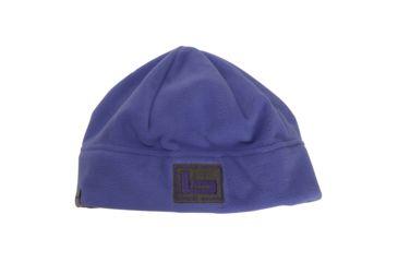Banded Womens Fleece Beanie - Purple 134b93fe3f0