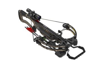 1-Barnett Crossbows Raptor FX3 Pro Crossbow Package