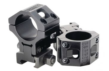 Barrett ExRings With Dual Setting of 15-40 MOA 30mm 1.6 Inches High 66850-A-KIT