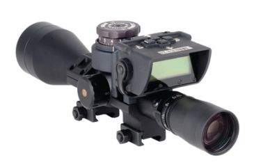 Barrett Optical Ranging System for Leupold Without Rings 66000-8SYS