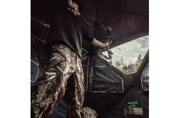4-Barronett Blinds Big Ox Hunting Blind