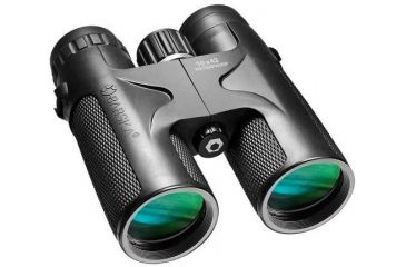 Barska 10x42 WP Blackhawk, Bak-4, Green Lens, Black AB11842