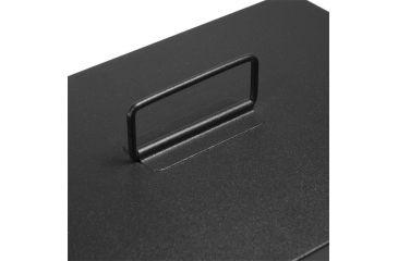 Barska 12in. Cash Box, 6 Compartment Tray, Handle CB11792