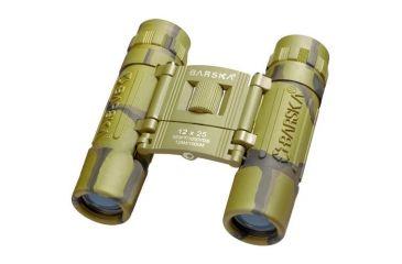 Barska 12x25 Lucid View Binoculars - Camo AB11361