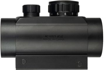 4-Barska 1x30 Red Dot Scopes AC10328 - 30mm Red Dot Sights w/ 5 MOA Reticle