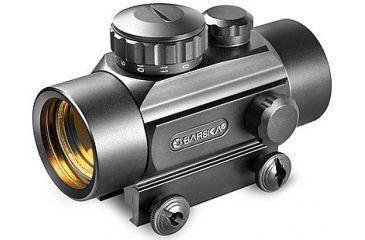 Barska 1x50 Red Dot Scope AC10332 - 5 MOA Illuminated Reticle Red Dot Sight