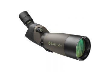 Barska 20-60x80 Angled Blackhawk Spotter w/ Hard Case, Green AD12162