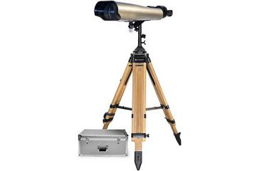 Barska 30x,50x120 Encounter Jumbo Observation Binoculars w/ Hard Case, Tripod AB11194
