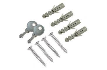 Barska 300 Key Safe w/Combination Lock, Screws AX11824