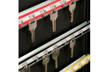 Barska 300 Position Key Safe with Combination Lock, Key Shelf AX11824