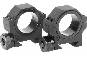 Barska 30mm Riflescope Rings, Low - HD Weaver Style w/ 1in Insert AI11065