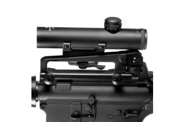 Barska 4x20 Electro Sight Rifle Scope with M-16 Carry Handle Mount