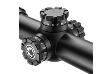 2-Barska IR SWAT-AR 6-36x52mm Side-Focus Rifledcope
